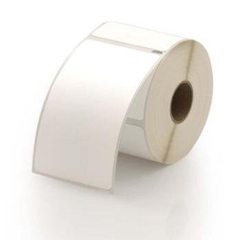 Étiquettes Standard en Papier Blanc
