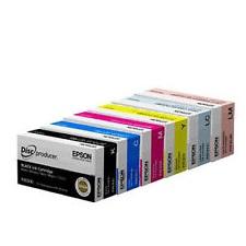 Cartouches d'Encre pour Imprimantes d'Étiquettes de Couleurs