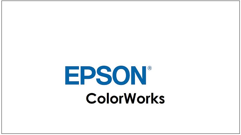 Epson Colorworks